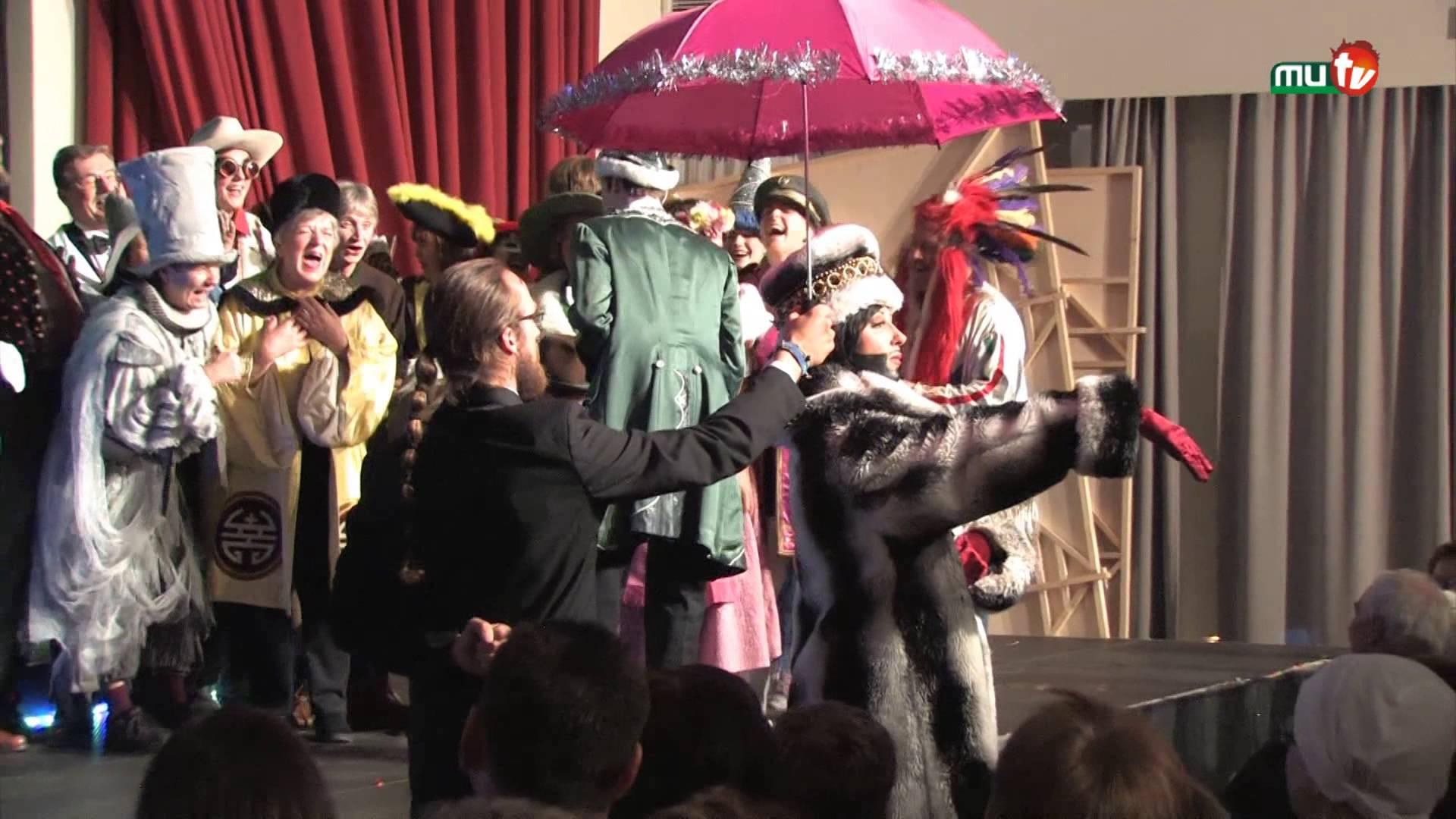 Operettenspiele: Die Fledermaus