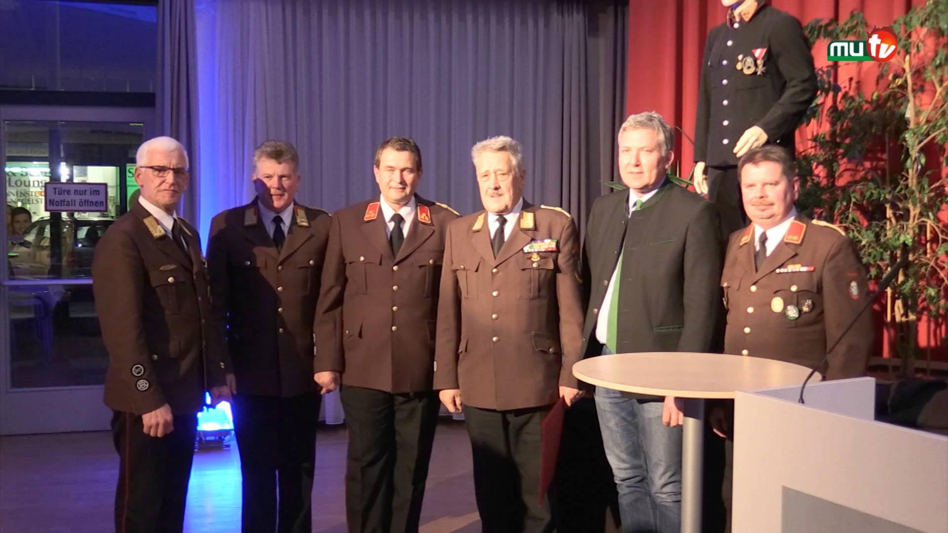 138. Wehrversammlung Stadtfeuerwehr Murau