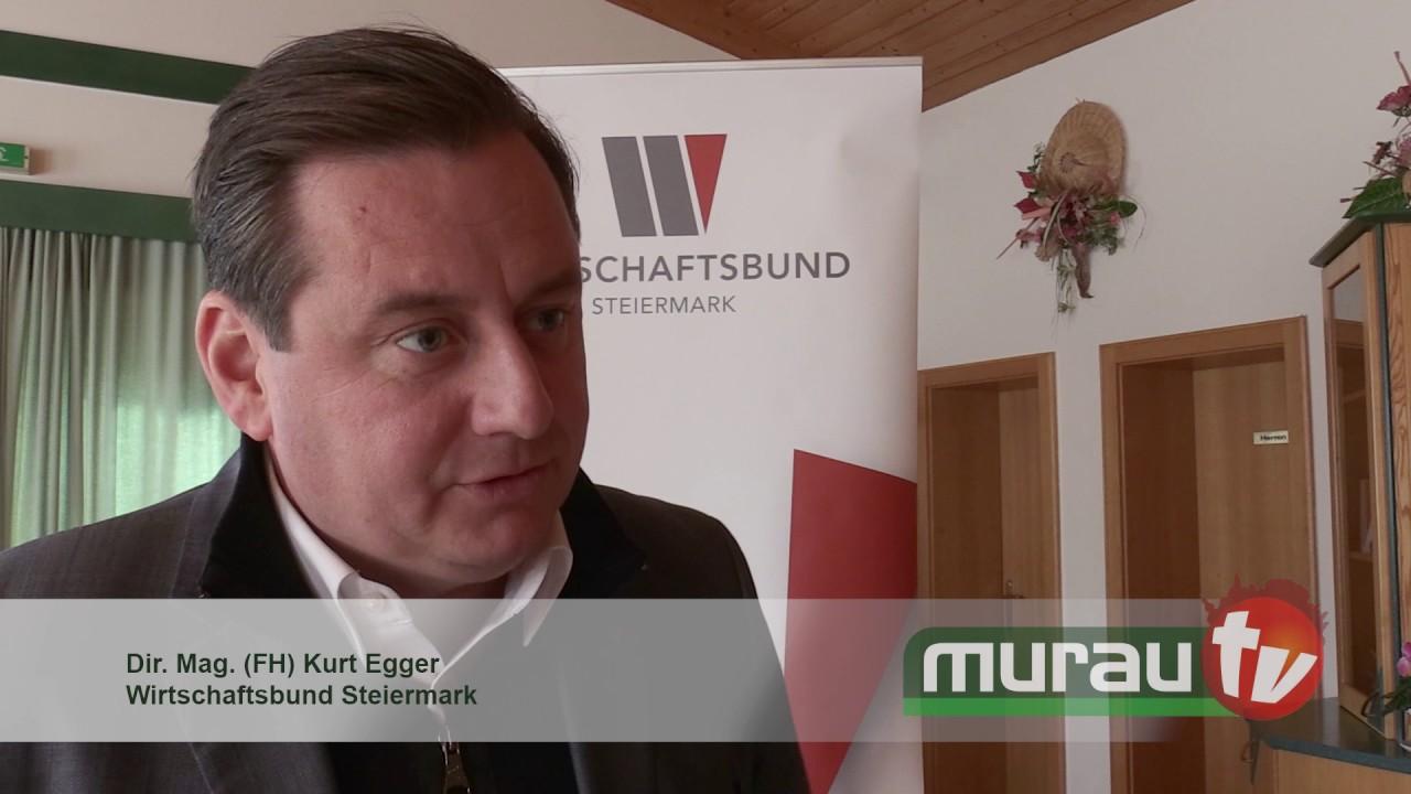 Bezirkstour des Wirtschafsbund Steiermark in Murau