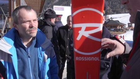 """Auftaktveranstaltung in der Grebenzen zum Thema """"GEMEINSAM.SICHER im Schnee"""""""