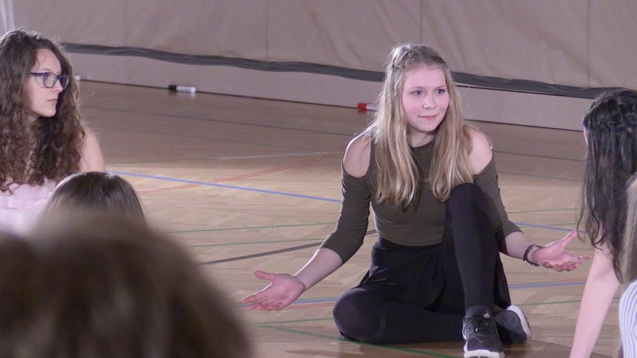 Theaterprojekt der hlw/fsb Murau: Frühlingserwachen