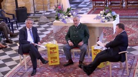 Europagespräch mit Fürst Karel Schwarzenberg