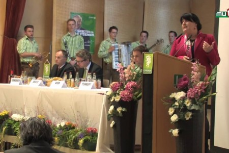ÖVP-Bezirksparteitag in Niederwölz