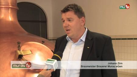 Brauerei Murau: Braumeister Johann Zirn zieht Bilanz