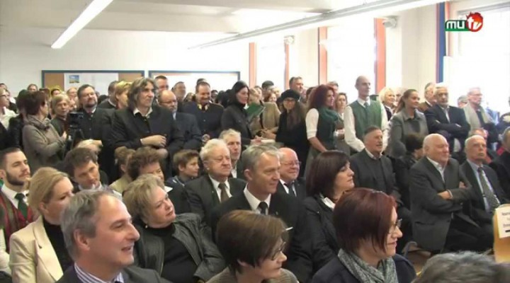 LKH Stolzalpe Eröffnung OP Säle