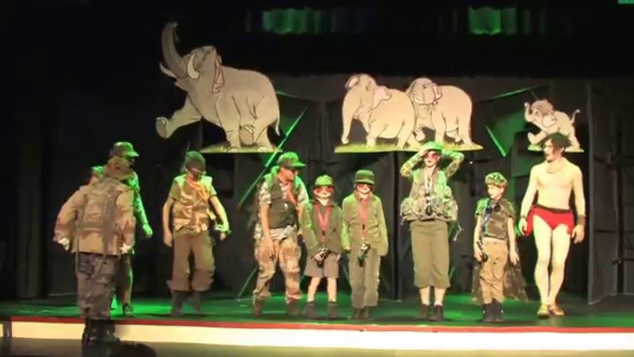 Adventspiele: Das Dschungelbuch