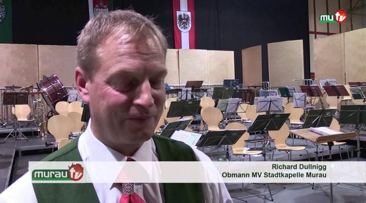 Frühjahrskonzert in der WM-Halle Murau