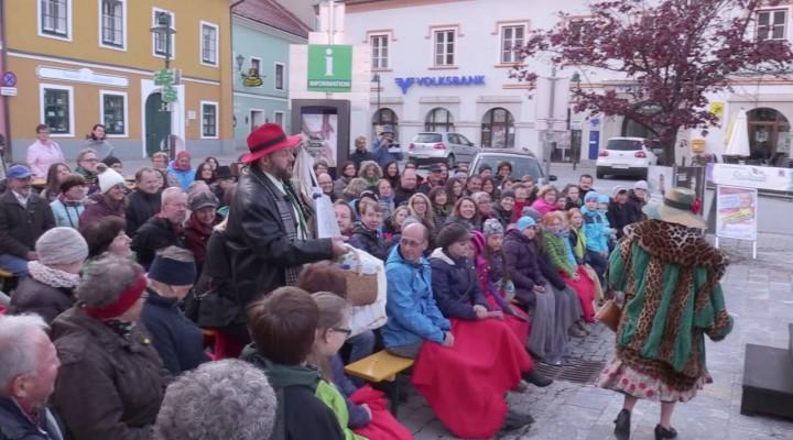 13. Pfingstspiele der Theaterrunde Murau – Der Talismann