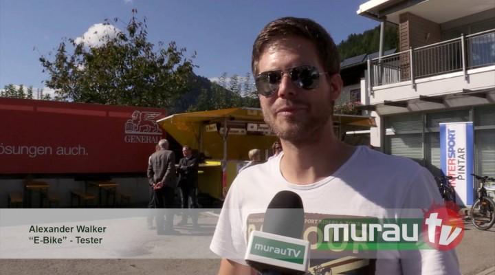 -Time bei Muroffice – Murau startet elektrisch in die Zukunft