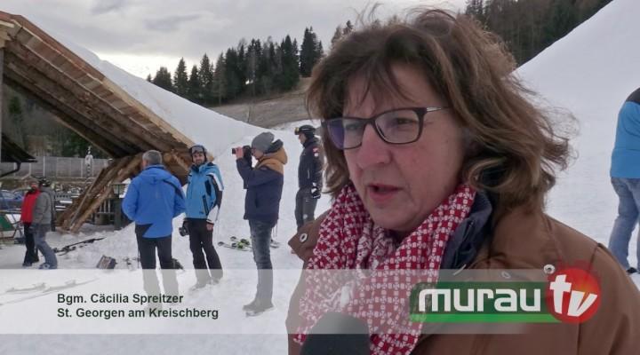 Pressekonferenz: FIS Snowboard Slopestyle-Weltcup am Kreischberg
