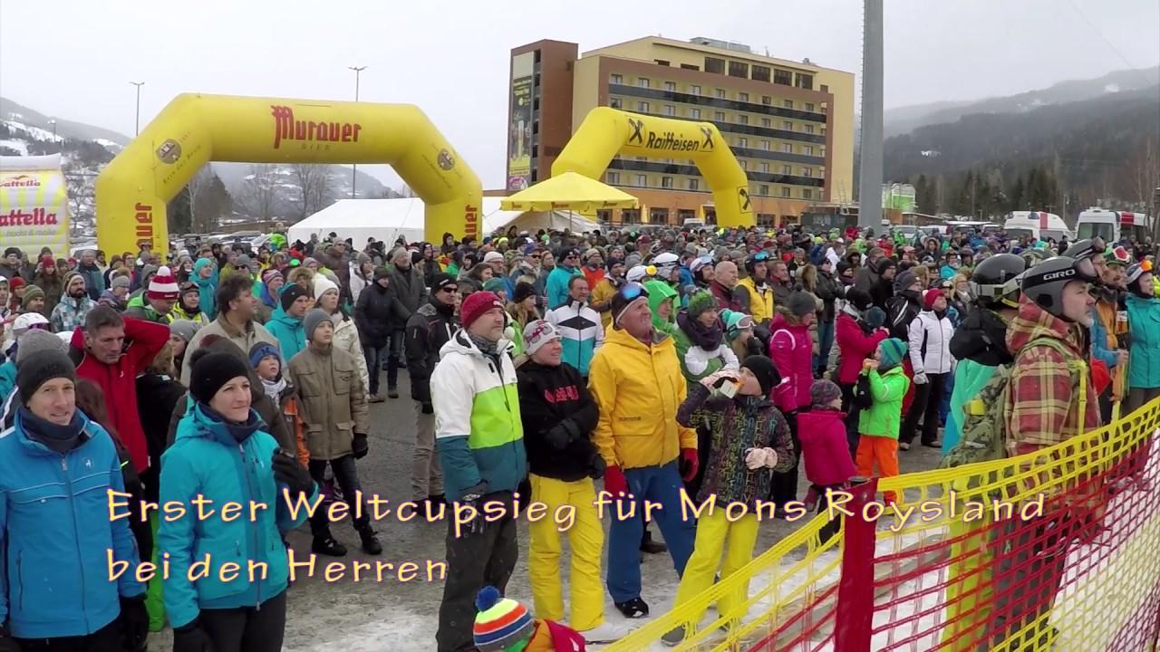 Eindrücke vom FIS Slopestyle Weltcup am Kreischberg