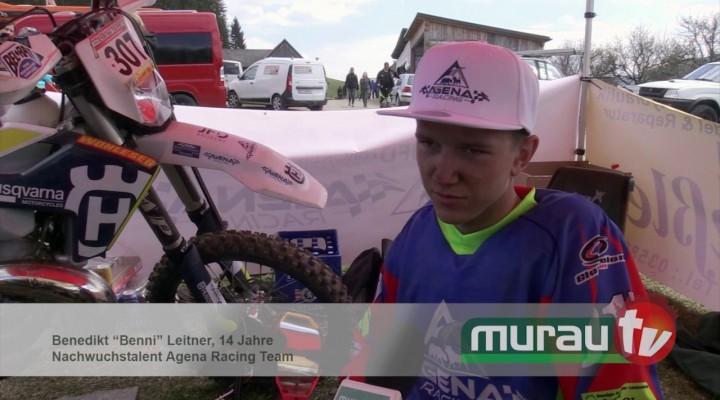 Agena Racing Team bei der Enduro Trophy in St. Peter am Kammersberg