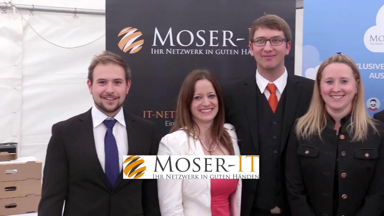 Büroeröffnung Moser-IT