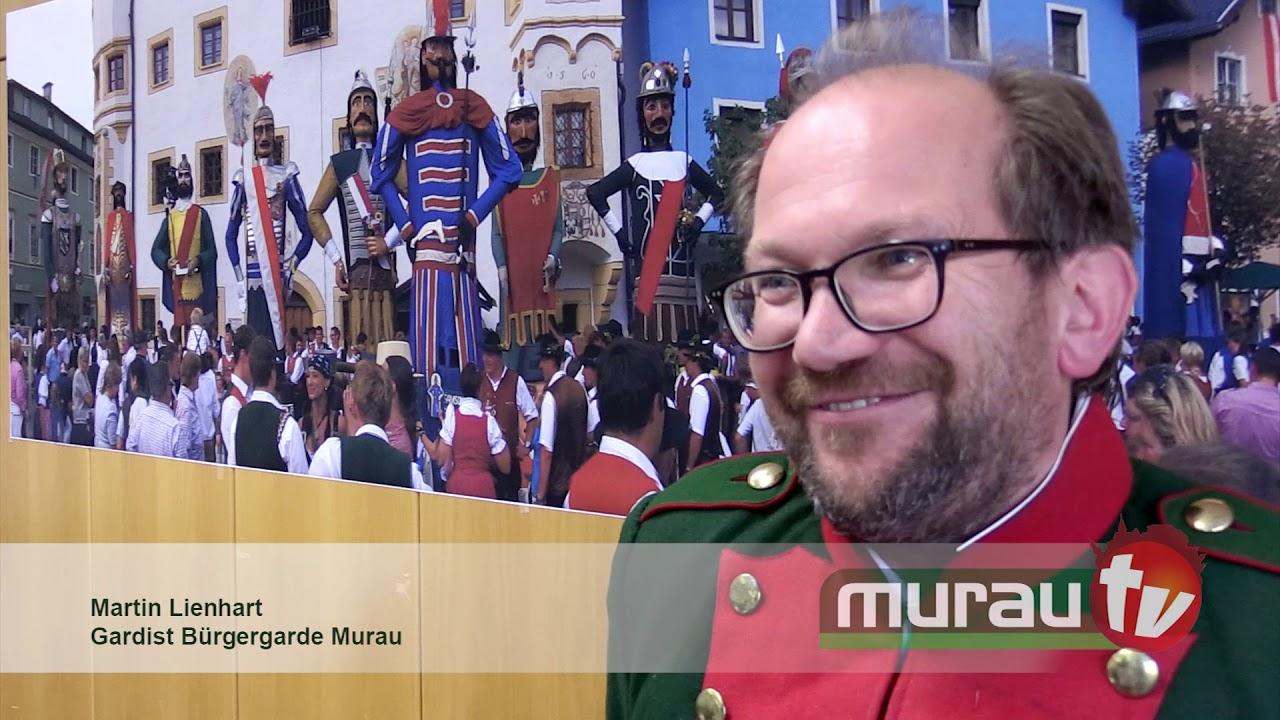 Murauer Bürgergarde knüpft Kontakte nach Katalonien