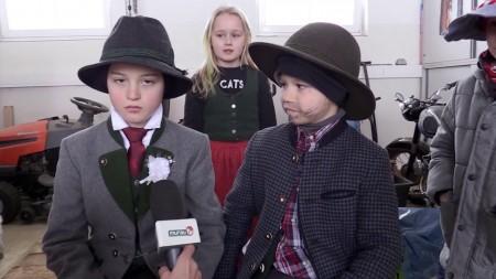 Murauer Kinderfasching am Rosenmontag