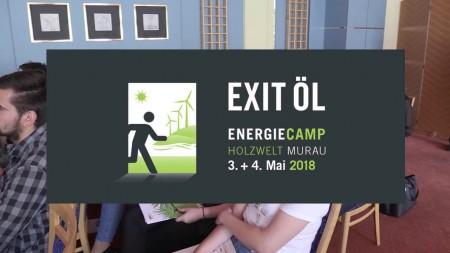 Exit Öl – Energiecamp der Holzwelt Murau