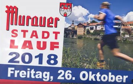 Murauer Stadtlauf 2018