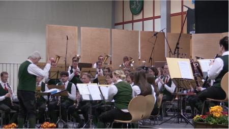 55. Frühjahrskonzert – ein Festkonzert von und für Philipp Fruhmann
