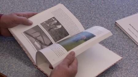 Buchautor Castellani präsentiert seine Werke