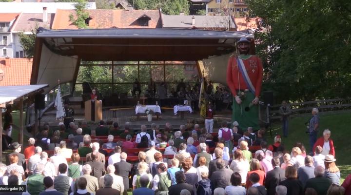 Samsonfest der Murauer Bürgergarde