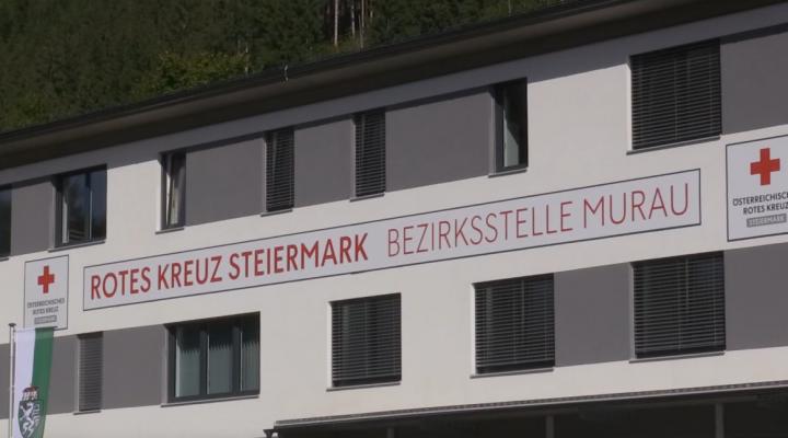 Eröffnung der neuen Rotkreuz Bezirksstelle in Murau