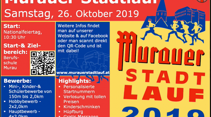 Murauer Stadtlauf 2019