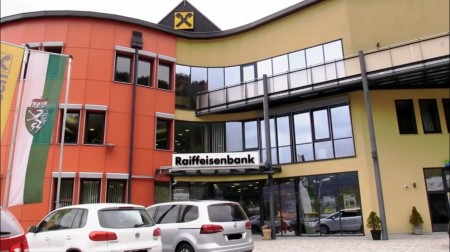 Weltspartag in der Raiffeisenbank Murau