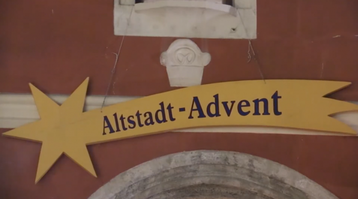 Advent Rathaus