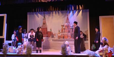 16. Adventspiele der Theaterrunde Murau – Väterchen Frost