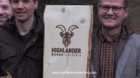 Highlander die Erlebniswanderung im Bezirk Murau