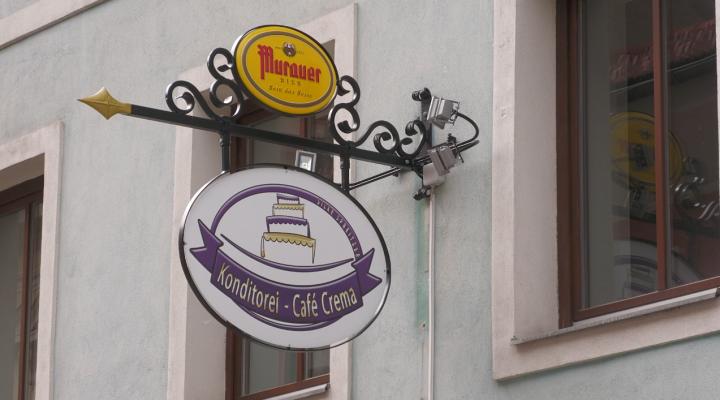 Konditorei Cafe Crema in Murau