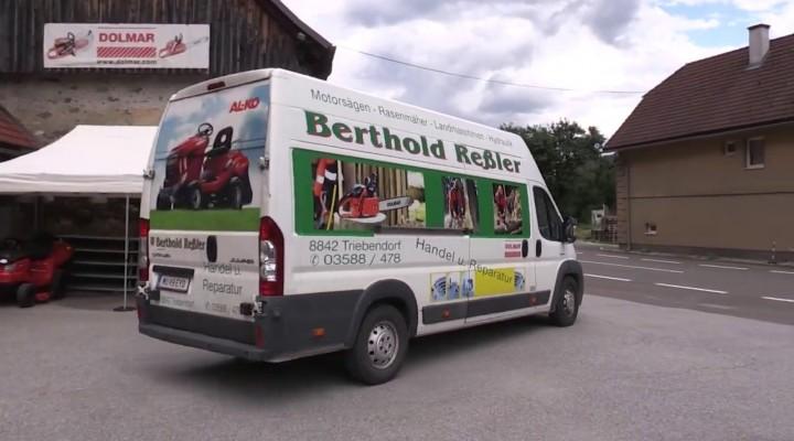 Berthold Reßler – Motorsägen / Rasenmäher / Landmaschinen