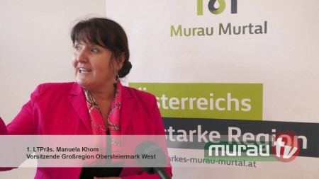 Großregion Murau-Murtal zieht erste Bilanz