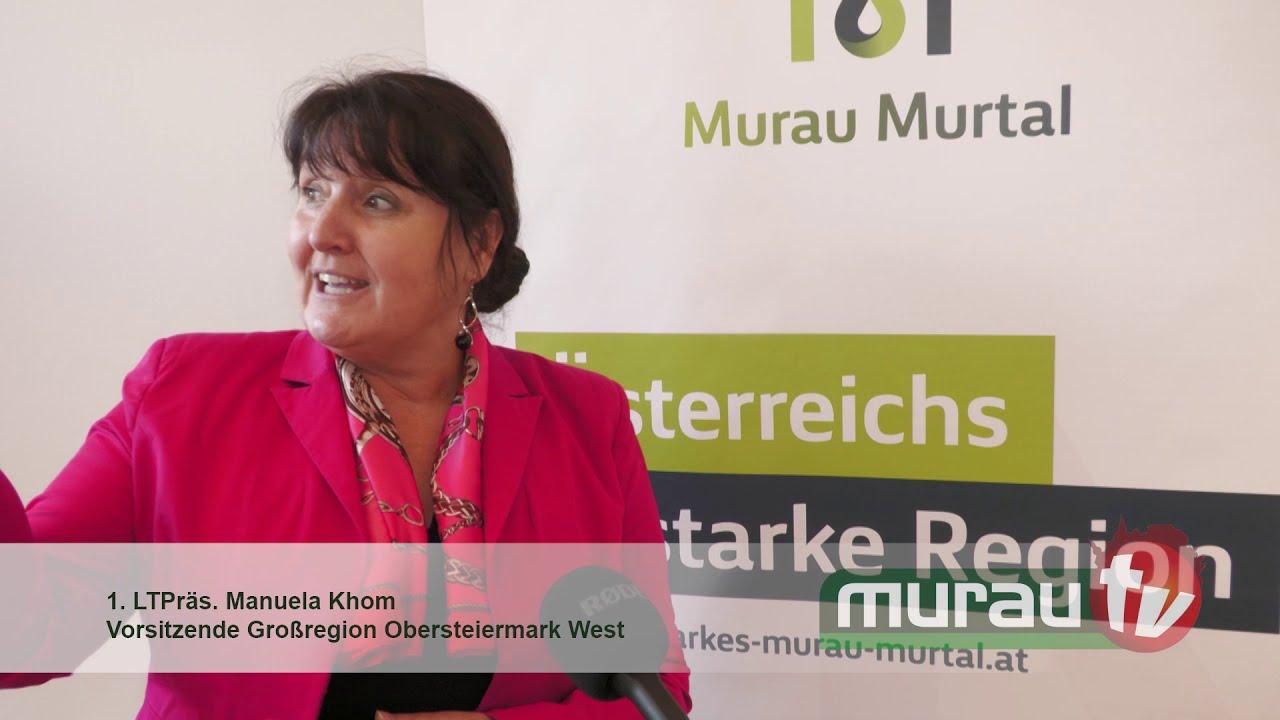 Großregion Murau Murtal zieht Bilanz