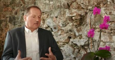 Harald Kraxner, GF der Holzwelt Murau zu Gast bei Nochgfrog´