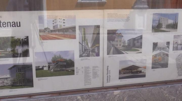 Wanderausstellung: Baukultur gewinnt in der Anna-Neumann Strasse.
