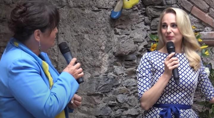 Silvia Schneider in Murau