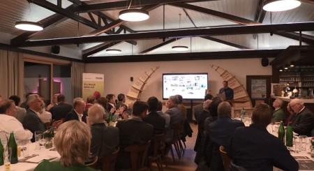 Jahreshauptversammlung der Holzwelt Murau in Oberwölz